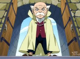 Whom did Makarov appoint as the 5th master of Fairy Tail?