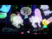 Which episode did Gumball and Darwin turn into ghosts?