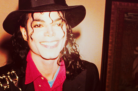Michael was in attendance at a party in support of the opening of the Taj Mahal back in 1990