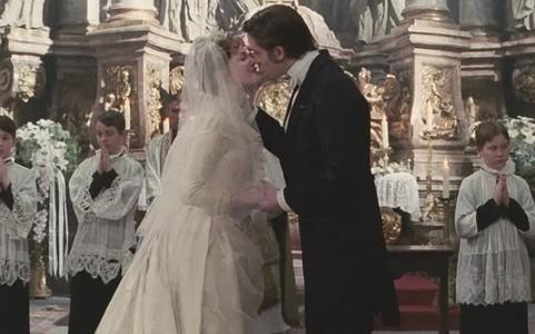 Was Madeleine at the wedding?