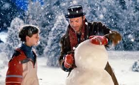 Name the Christmas film ?