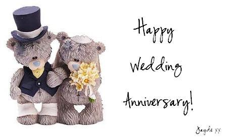 Wedding anniversary : married for 11 years ?