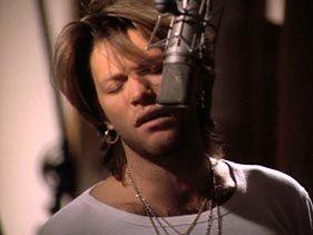 """Bon Jovi sang """"____ of Roses"""""""