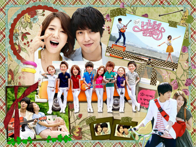 In Heartstrings,how much is coffee that Lee shin ordered Lee gyu won to buy?