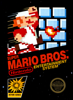 when was super Mario bros made
