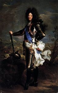 Louis XIV was called ?