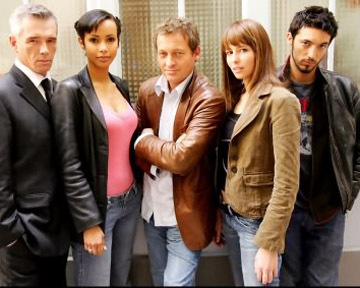 French TV shows - What show is this ?