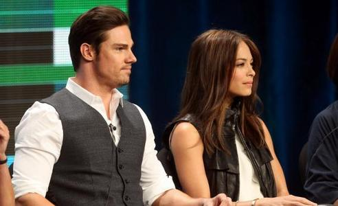 T/F: Kristin Kreuk and Jay Ryan are of the same age.