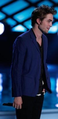 Robert Pattinson at..