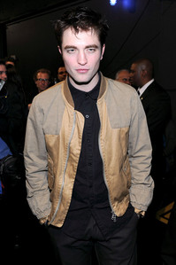 Robert Pattinson at...