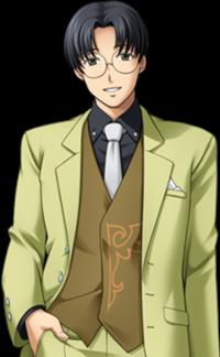 How old is George Ushiromiya?
