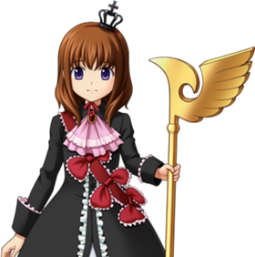 What is Maria's witch title?