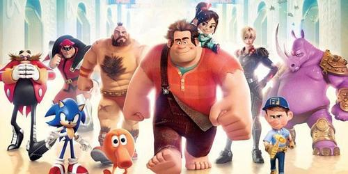 What Wreck-it-Ralph main theme song?