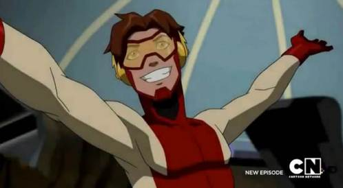 """In """"Young Justice: Invasion"""", what year is Impulse, or Bart Allen, from?"""