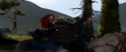 What is Merida's last line?