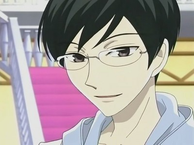 In the dub of Ouran Host Club, the voice of Kyoya voiced which character in Hetalia?