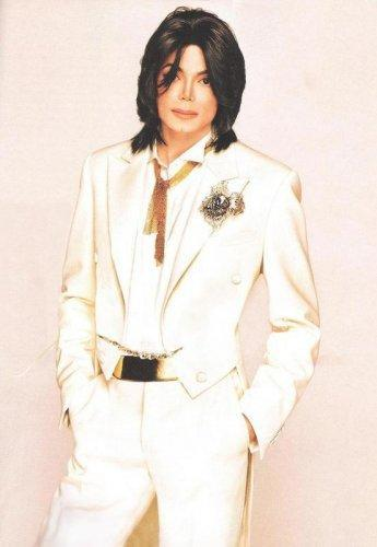 "This photograph of Michael came from his 2007 photoshoot for ""EBONY"" magazine"