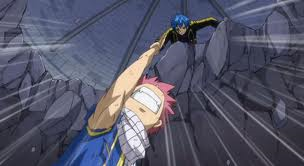 What was the name of the magic Jellal used to help Natsu beat Brain in the Nirvana in the anime?