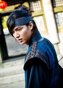 "In ""faith the great doctor""... what is the role of lee minho?"