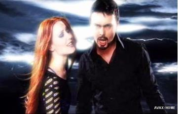 "Who does Simone portray in Kamelot's video ""The Haunting""?"