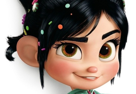What does Vanellope say she has?