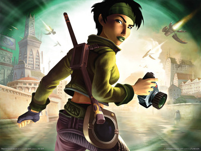 In 'Beyond Good & Evil', what was Jade's codename in the IRIS Network?