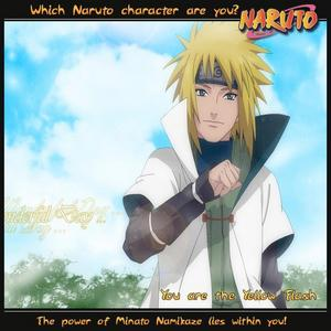 Who is naruto's father?