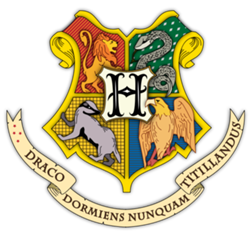 "What does ""Draco Dormiens Nunquam Titillandus "" mean on the Hogwarts Crest?"