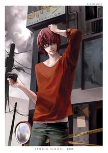 Matt/Mail Jeevas' seiyuu (Japanese voice actor) is: