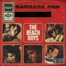 Match the A-side to its B-side: Barbara Ann