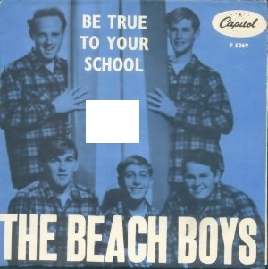 Match the A-side to its B-side: Be True To Your School