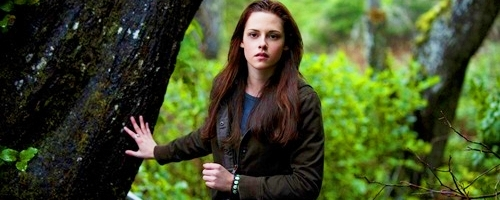 In which book Bella is depressed because Edward?