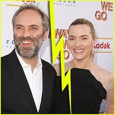 When did Kate divorced with Sam Mendes?