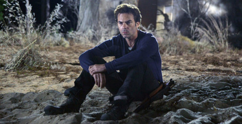 Billy Burke was originally cast to play which character in Revolution?