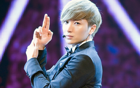 Who is the first intern that may become the replacement for Leeteuk in Strong Heart?