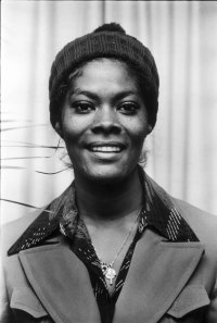 """Good friend and singer, Dionne Warwick, was a featured vocalist in the 1985 video, """"We Are The World"""""""