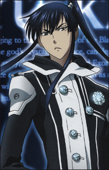 Who does Kanda Yuu (D. Gray Man) share a voice actor with?