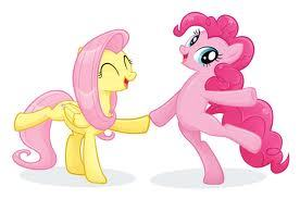 Is Pinkie Pie older than Fluttershy