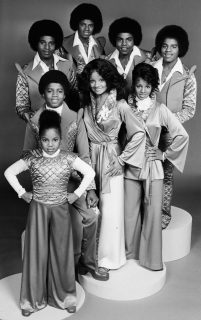 Janet, alongside her siblings, was the first African-American family to have a successful top-rated variety show in the mid-70's