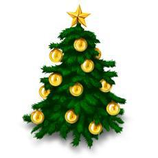 Where did the Christmas tree originate?