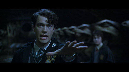 Was Tom the one to make the chamber of secrets?