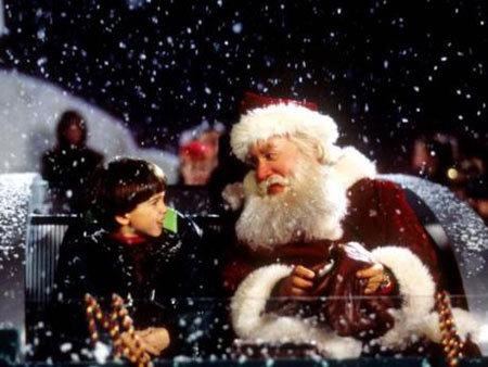 What santa clause movie ?