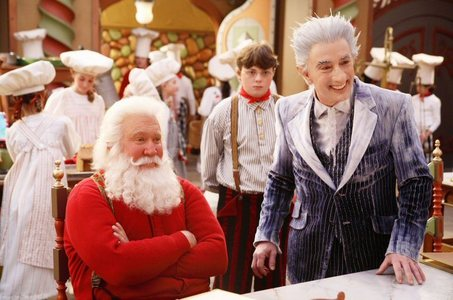 What Santa Clause movie ?