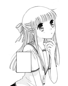 Who was the 1st person Tohru went to, to ask about breaking the curse?