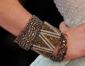 Where did Amanda Seyfried wear these bracelets?