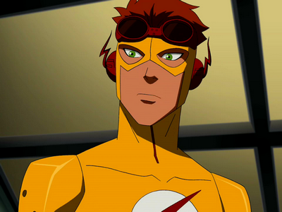 What is Kid Flash's real name.