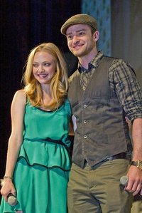 Playing together: Amanda Seyfried and Justin Timberlake: which movie?
