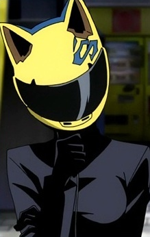 How tall is Celty from DRRR?