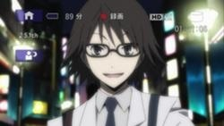 When has Shinra from DRRR born? (According to anime)