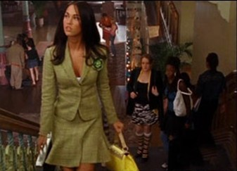 Megan Fox in...
